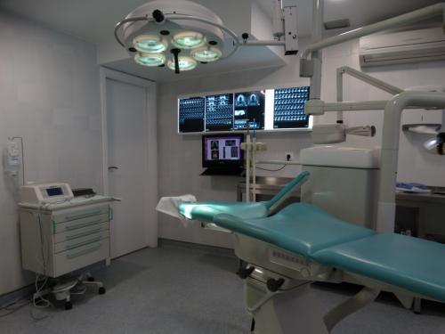 Gabinete 5 Sala de Cirurgia 1