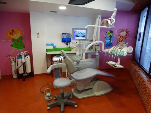 gabinete 6 odontopediatria